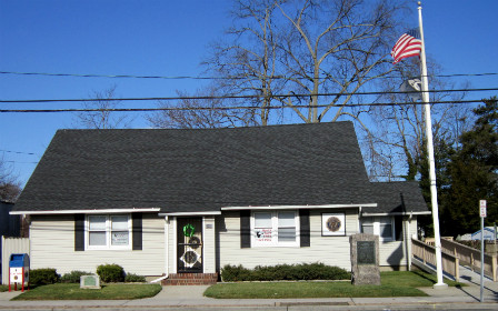 Merrick Post 1282, American Legion building